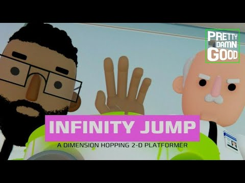 Infinity Jump | Super Meat Boy Inspired Platformer | Dreams PS4