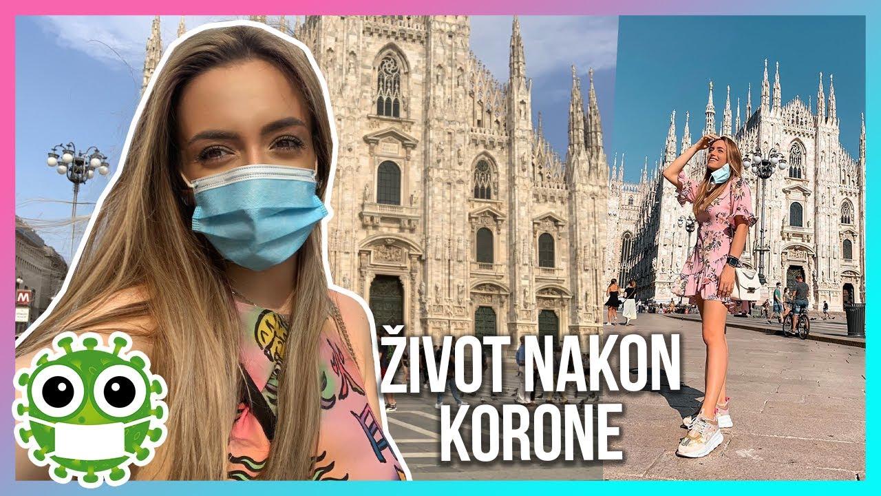 Kako izgleda život u Milanu nakon karantina🦠?