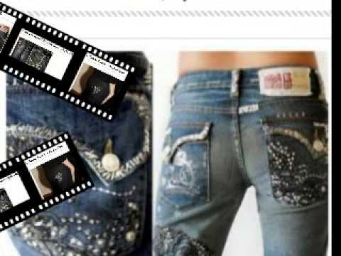 Top 10 Most Expensive Jeans in the World - YouTube