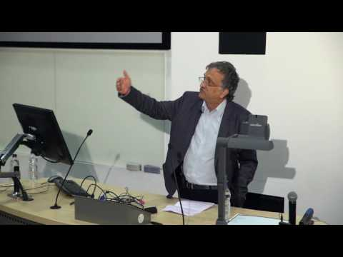 "Ramachandra Guha: ""The Three Waves of Environmentalism in India"""