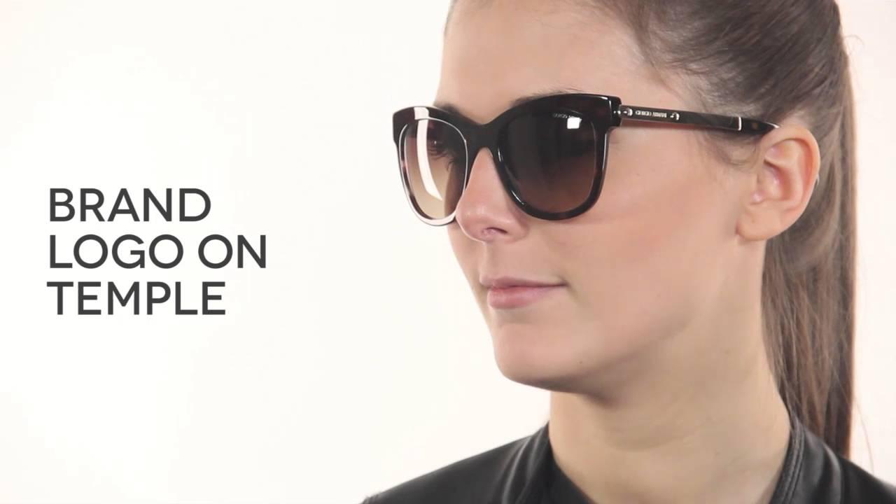 fcc2eb07efb0 Giorgio Armani AR8011 502613 53 Sunglasses Review