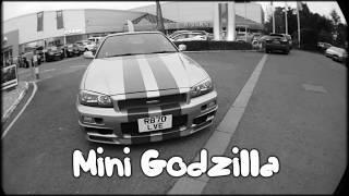 Nissan Skyline 1998 R34 GTT 'Mini Godzilla'
