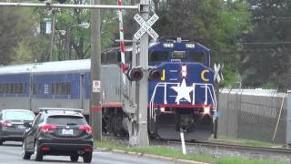 North Carolina Railroad Turnaround