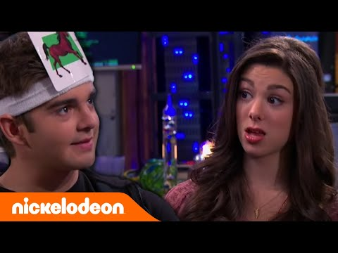 Грозная семейка | Угадай кто? | Nickelodeon Россия