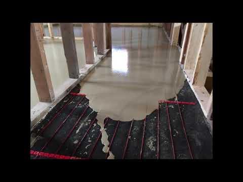Concrete Flooring Installation Contractor Las Vegas Nevada | McCarran Handyman Services