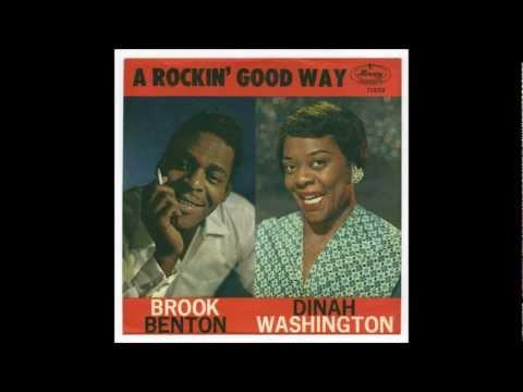 Brook Benton & Dinah Washington - Baby, You've Got What It Takes. Stereo remix