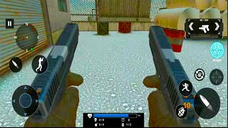 Grand Gangster War Shooting - FPS Shooting Games - Android GamePlay #11