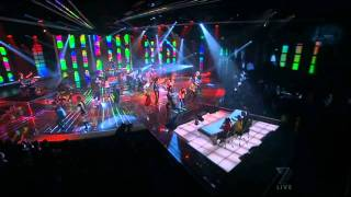 LMFAO Party Rock Anthem LIVE Xfactor Australia