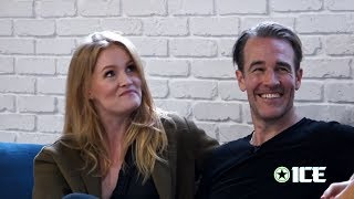 DWTS 28 - James Van Der Beek & Emma Movie Night Performance | LIVE 9-30-19