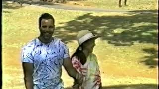 Camp flashback: Mark and Kim's Wedding