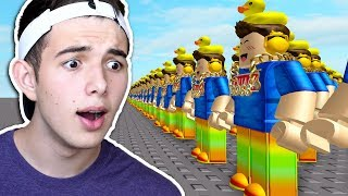 PLAYING ROBLOX CLONE TYCOON FOR THE FIRST TIME .. (Roblox Simulator)