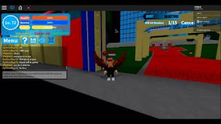 Boku No Roblox : Remastered I How To Kill UA Student With Low Stats (Need Far Quirk)