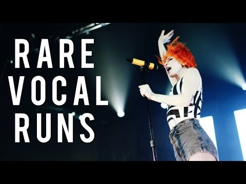 Hayley Williams' RARE Moments of Vocal Agility |