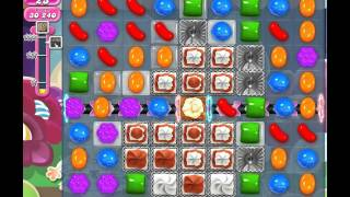 Candy Crush Saga, Level 1228, 2 Stars, No Boosters