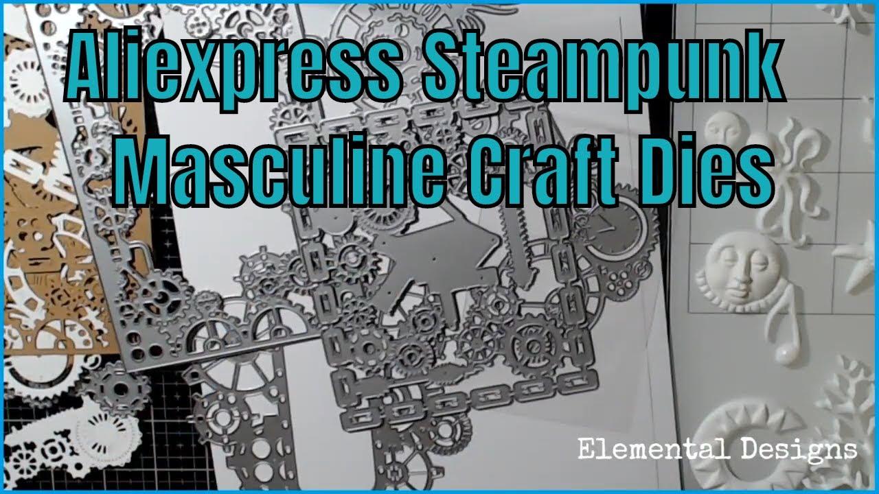 Steampunk Haul(craft-dies) Share Aliexpress