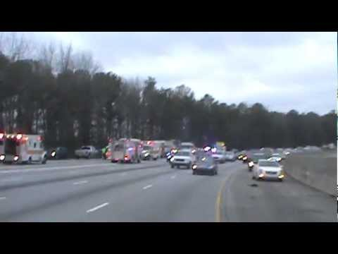bad wreck kills at least one i-75 in georgia near atlanta