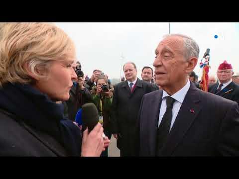 Le Président de la République du Portugal veut une Europe forte, juste et inclusive