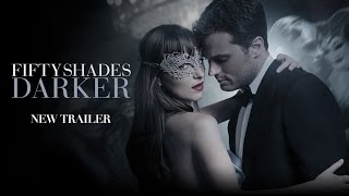 fifty Shades Darker Extended Trailer 2017