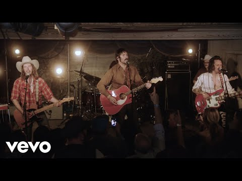 Midland - Burn Out (Live on the Honda Stage at Gruene Hall)