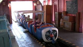 The Barnstormer at Goofy's Wiseacre Farm Ride-through - Magic Kingdom - Walt Disney World