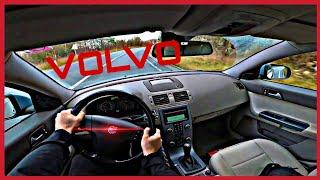 volvo V50 1.6D 2009 POV Drive