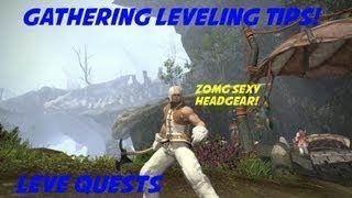Video Final Fantasy XIV: Maximizing Gathering Leves (Gathering Leveling Tips) download MP3, 3GP, MP4, WEBM, AVI, FLV Desember 2017
