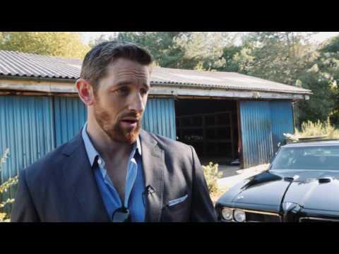 Stu Bennett (Wade Barrett) Interview: On new film Vengeance, WWE departure & wrestling future