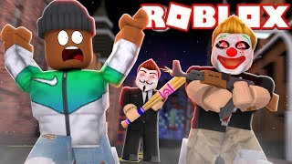 SURVIVE THE PURGE IN ROBLOX