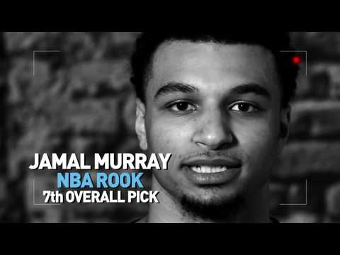 NBA Rooks: Jamal Murray Finding His Shot