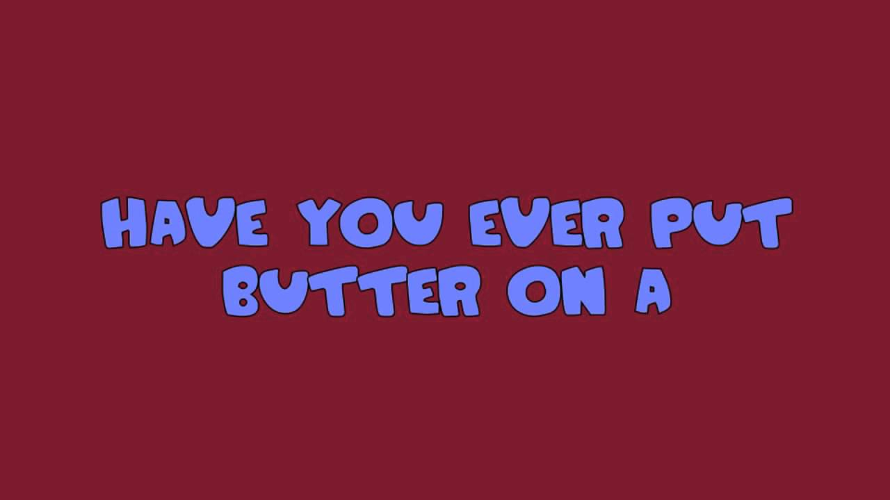 Have you ever had butter on a poptart