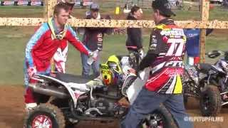 THE RIDE - Muddy Creek - Round #2 - ATVMX National Series - 2014