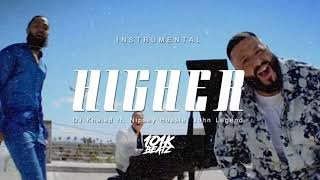 [FREE] DJ Khaled - Higher ft. Nipsey Hussle, John Legend Type Beat - Instrumental
