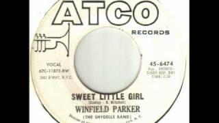 Winfield Parker (The Shydells Band) - Sweet Little Girl.wmv