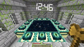 Minecraft Noob Playing Speedrun For The First Time