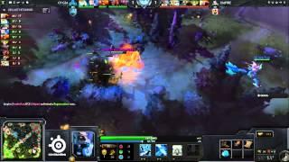 ESL ONE Loser Brackets - Cloud9 vs Team Empire Game 2 - Part 1