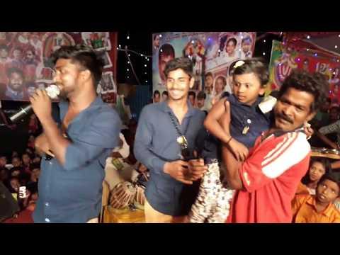 Chennai gana PRABHA /  HD VEDIO PRABHA FANS KIDS SINGING
