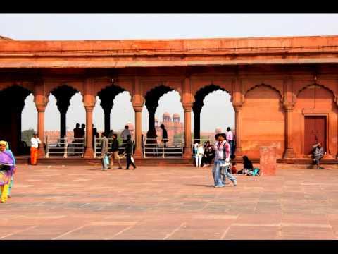 Sights in Delhi