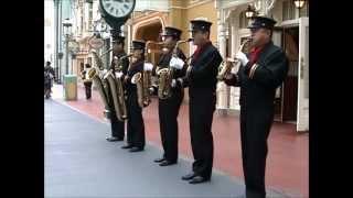 Tokyo Disneyland 2005 東京ディズニーランド In the Mood, Baroque Hoe...