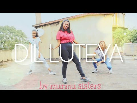 Dil Luteya - jazzy B dance by three sisters | watch till end🙏