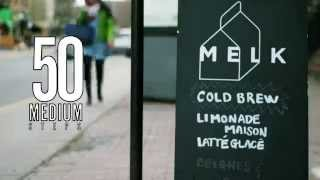 MELK Bar à Café