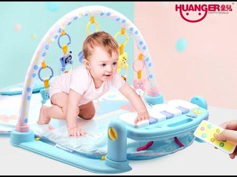 HUANGER Baby Gym Play Mat