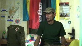 Доберман (о добровольцах, сепарах и войне с РФ)