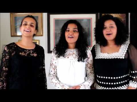 Give Them All to Jesus Candy Christmas (cover)- The Peguero Sisters