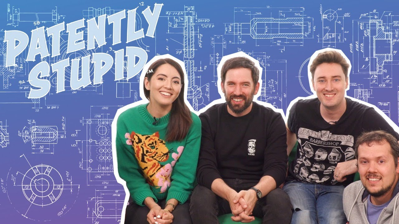 STUPID INVENTION CHALLENGE | Jackbox Patently Stupid in Challenge of the Week
