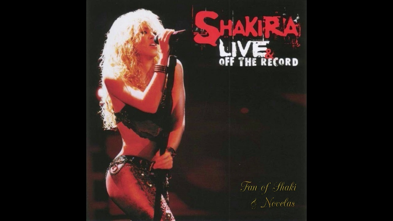 Download Shakira - Objection (Tango) (Live & Off The Record) (CD-Rip)