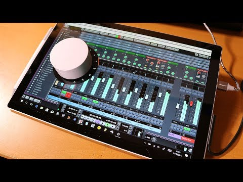 Surface Dial and Cubase Pro 9 - could that work?