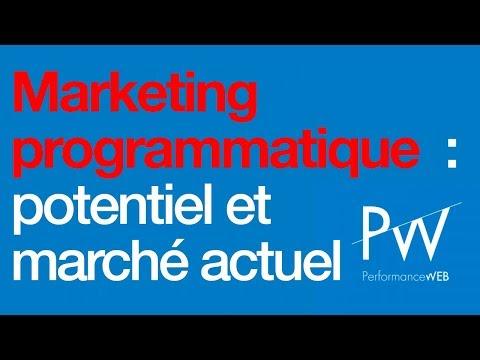 Marketing programmatique en Suisse : potentiel et marché actuel