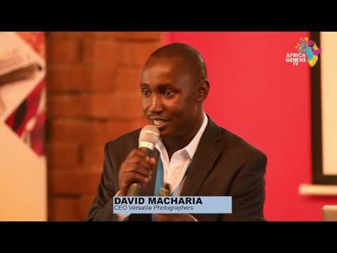 AFRICA GENESIS TV - Centonomy campus edition, David Macharia