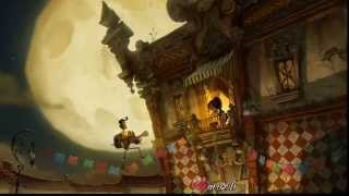 I love you too much (The book of life) with lyrics