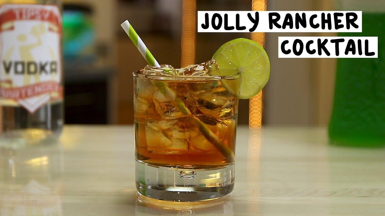 Jolly Rancher Alcoholic Drink Recipe